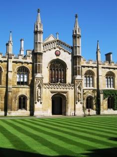 Top marks for schoolgirl Georgie Newson-Errey as she scoops Cambridge University essay prize