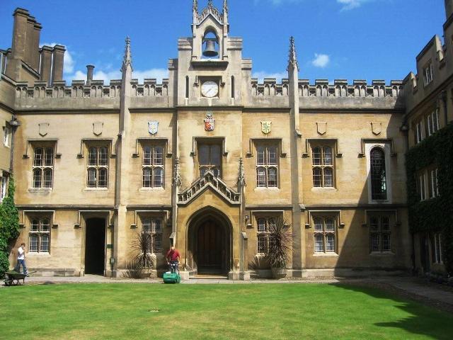 Roll Of Honour Cambridgeshire Cambridge University