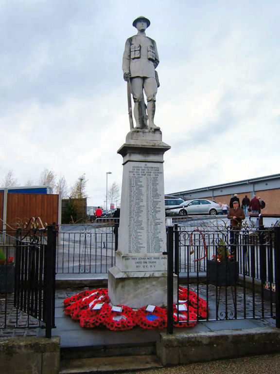 Roll Of Honour Derbyshire Clowne