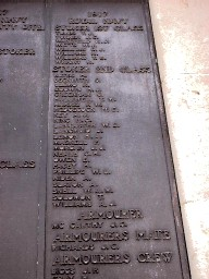 Roll Of Honour Lincolnshire Holbeach St Johns