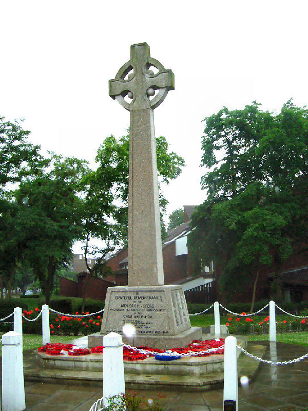 Roll Of Honour Essex Chingford