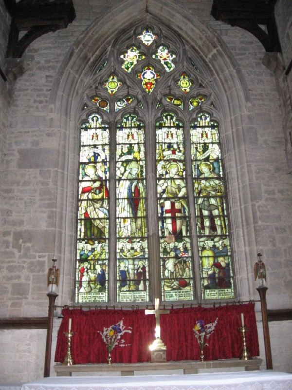 Roll Of Honour Lincolnshire Wilsford
