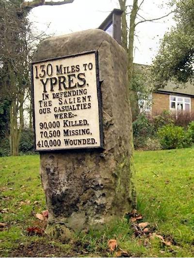 World War One Memorials in London World War 1 2 Central London