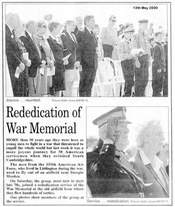 SteepleMordenRededication.jpg - 47137 Bytes