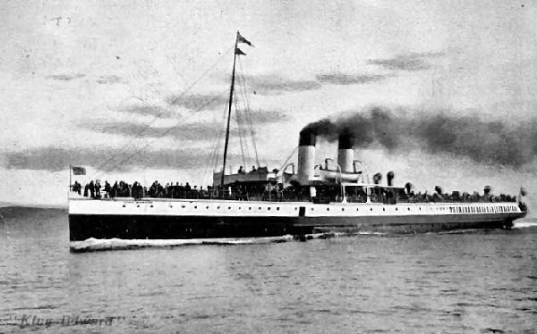 Roll Of Honour Ships SS King Edward