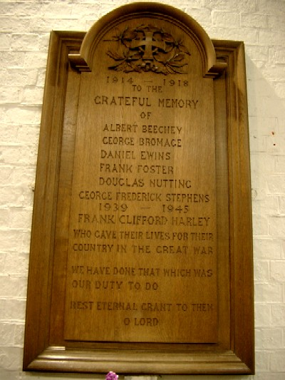 Roll Of Honour Worcestershire Drakes Broughton