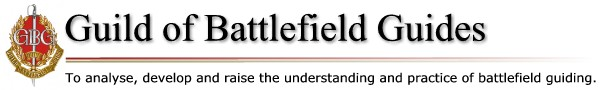 Guild of Battlefield Guides - click here to access