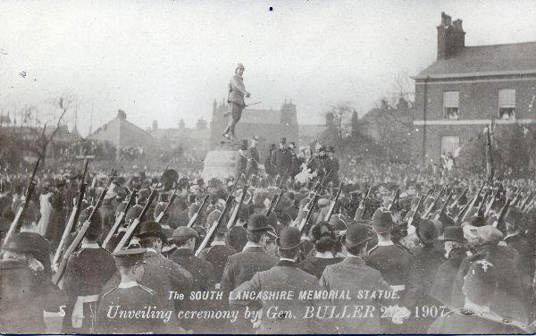 Roll of Honour - Lancashire - Warrington, South Lancashire ...
