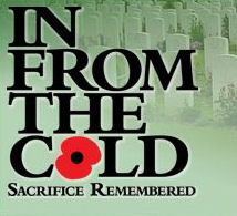 In From The Cold - recognising those  missing from the Commonwealth War Graves Commission information